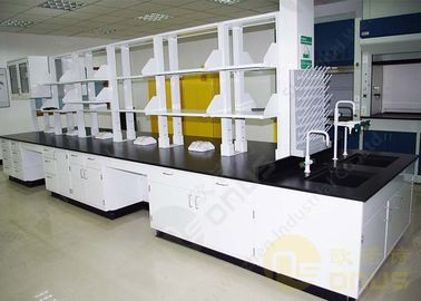 Fire Resistance Epoxy Lab Countertops 133.8lb / Ft3 Density Iso9001 Standard