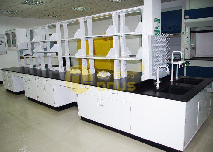 Repairable epoxy resin worktop matte surface for chemical engineering science