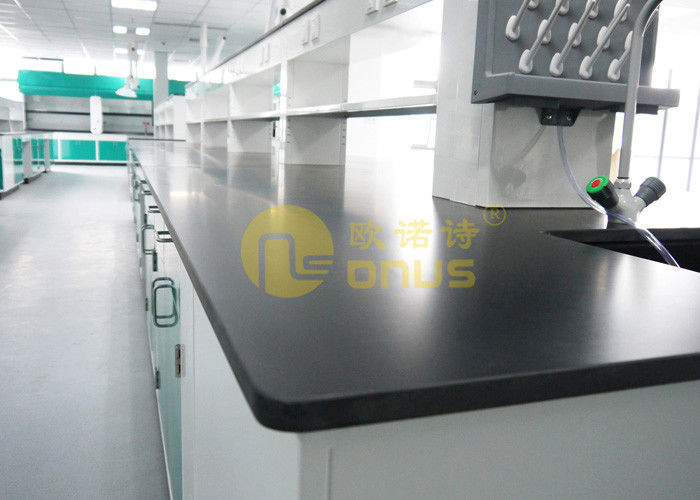 Customized Color Laboratory Work Surfaces / Laboratory Work Benches Acid Alkali Resistance